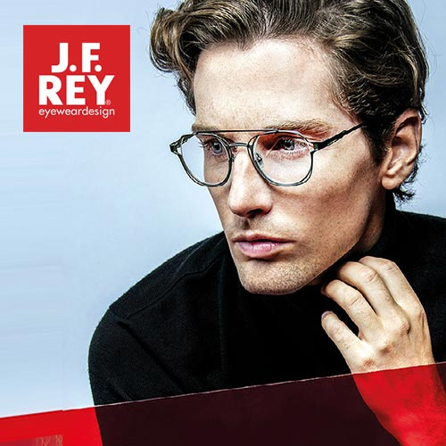 ecea2d8d0f1a2e J.F. Rey Double Jeu brillen  bijzonder en kleurrijk