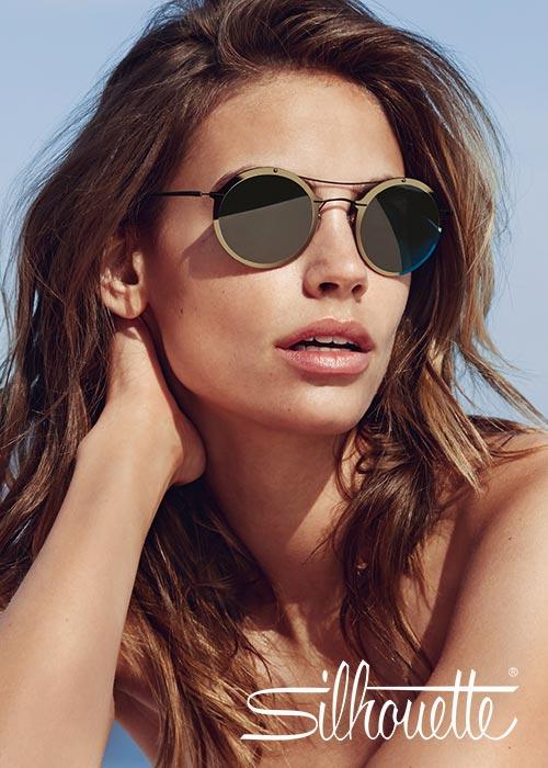 5a740c0e5c0b10 Silhouette Vision Sensation® glazen  beschermd en stijlvol de zon in