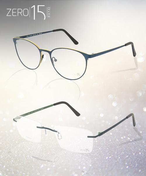 e8180524d9dd61 De nieuwe Zero15 brillen zijn minimalistisch en elegant